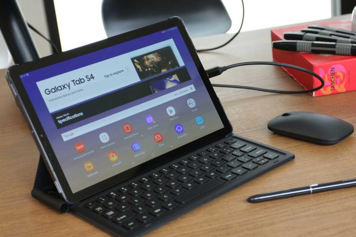 SamSung chạy đua phân khúc tablet giá rẻ cùng Microsoft