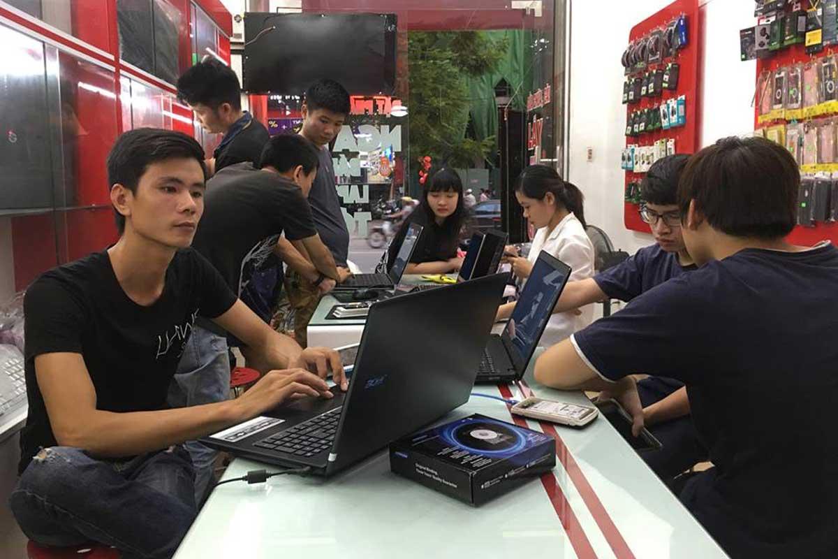 Chuyên Sửa Chữa Surface Uy Tín Số 1 tại Hà Nội