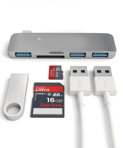 Cáp USB 5 Trong 1