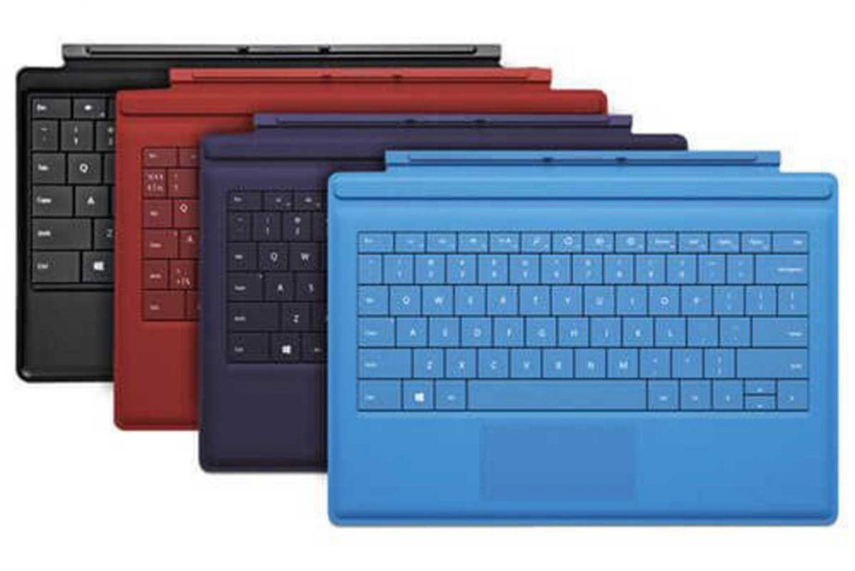 Bàn phím Surface Pro 4 Cũ