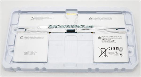 pin surface trên bàn phím 1