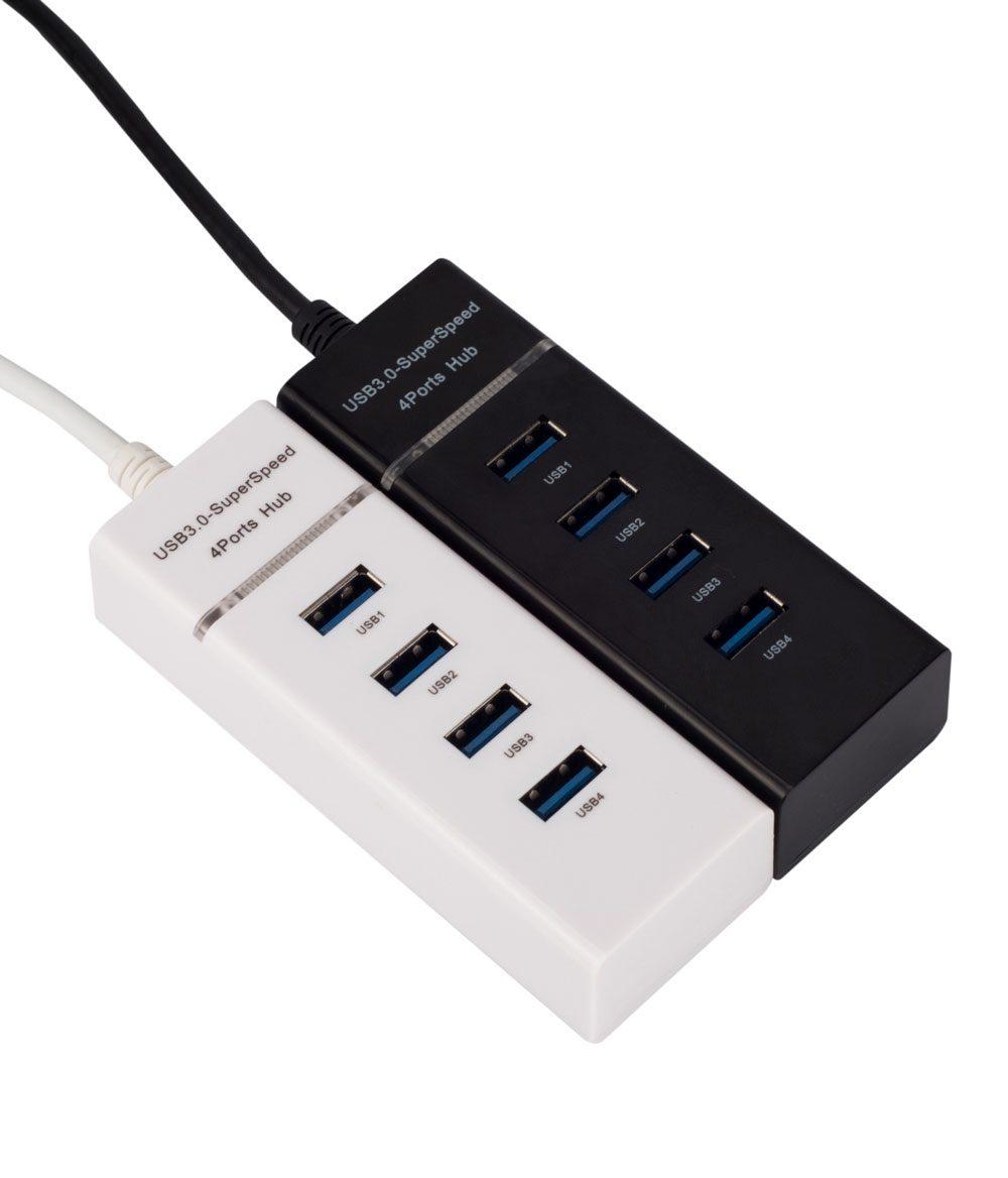 Bộ chia 4 cổng USB 3.0