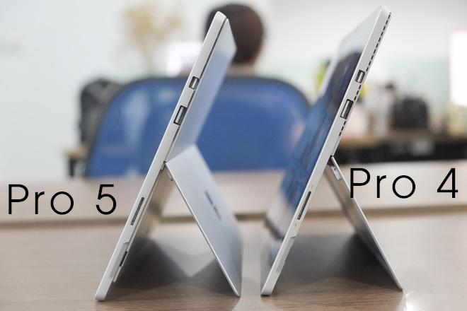 giống và khác nhau surface pro 4 và pro 5 (9)