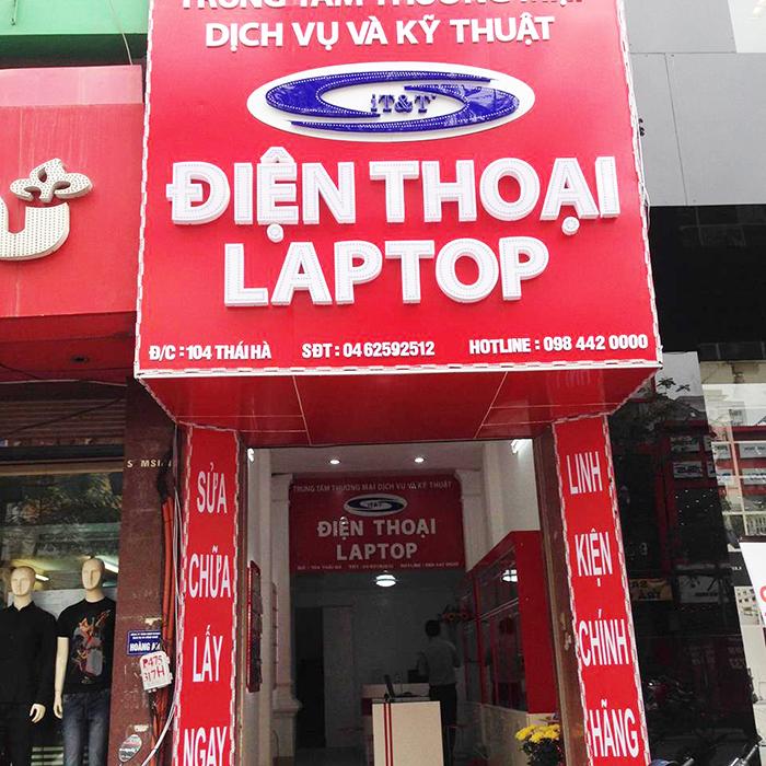 iT&T 104 Thái Hà
