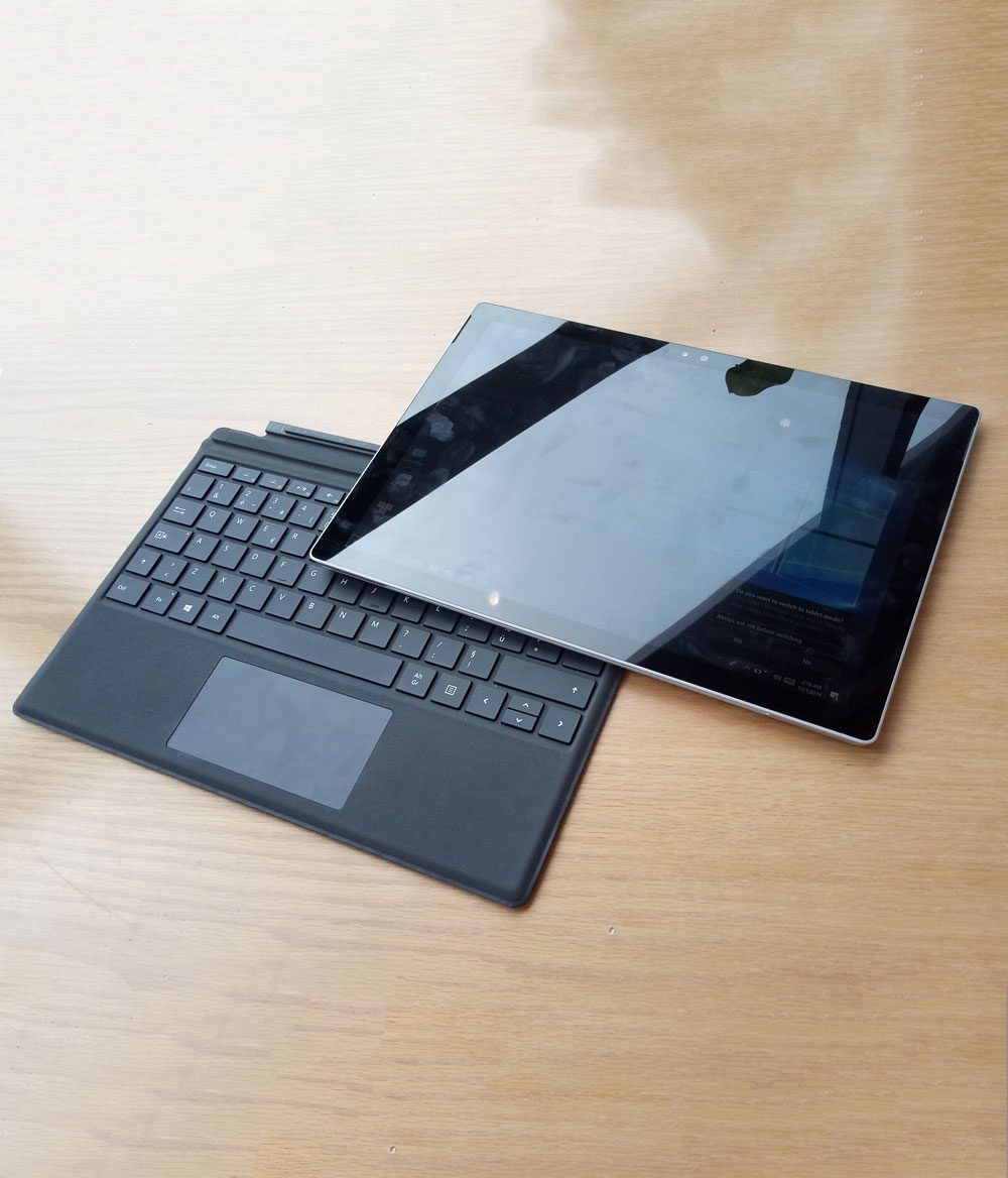 Kính Cường Lực Surface Pro