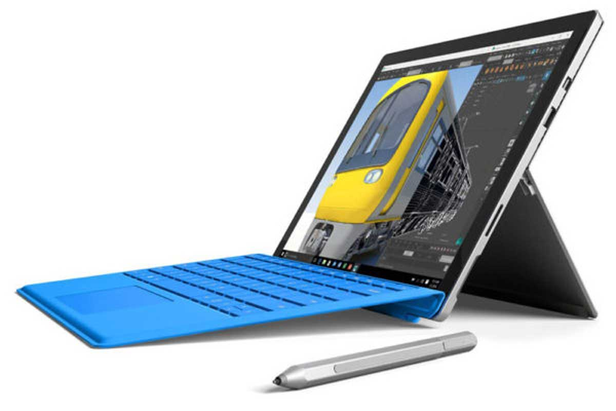 Microsoft Surface Pro 3 (Intel Core i5 Ram 4GB SSD 128GB)