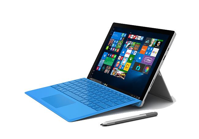 Surface Pro 4 (Core i5-8GB-256GB)