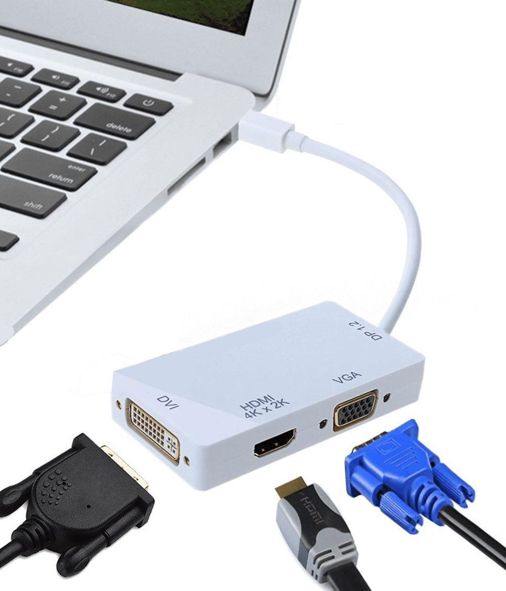 Cáp chuyển đổi Mini Displayport to HDMI và VGA