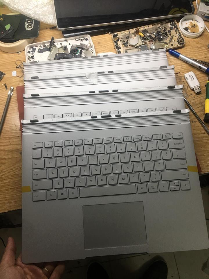 Sửa bàn phím Suface
