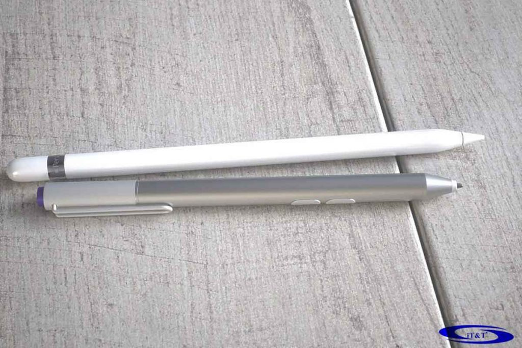 Surface Pen 2017 với Apple Pencil: Ai cho ai hít khói?