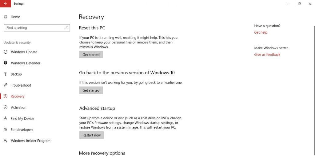 fix lỗi Surface không nhận bàn phím 2