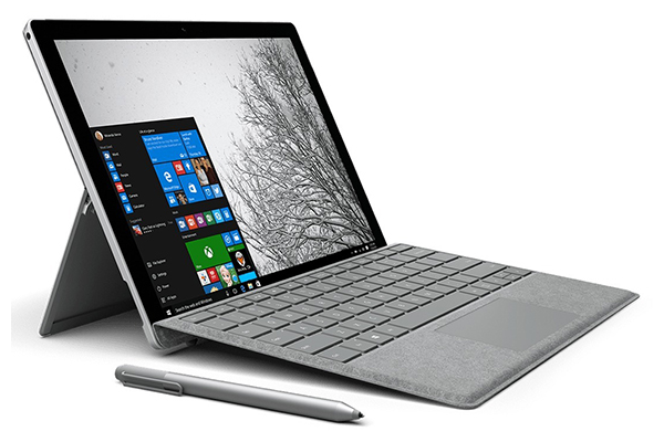 Laptop Surface cũ