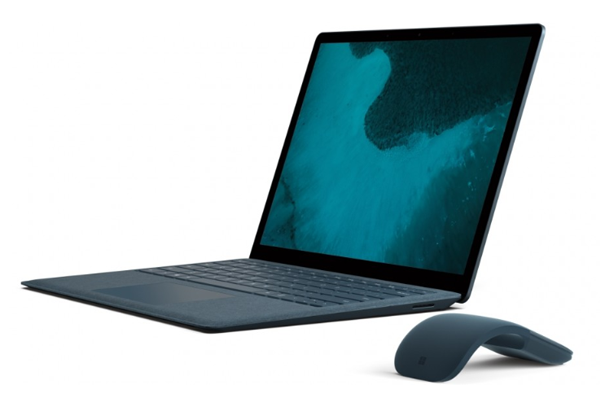 Thiết kế của Surface Laptop