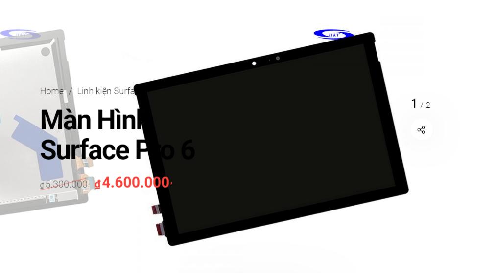 Mua màn hình Surface chính hàng