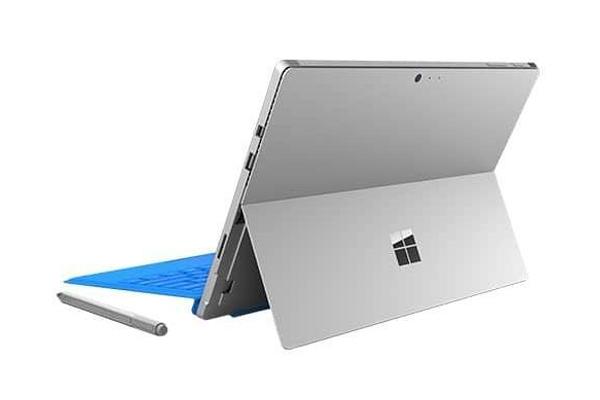 Máy Surface Pro 4 có tính linh hoạt cao