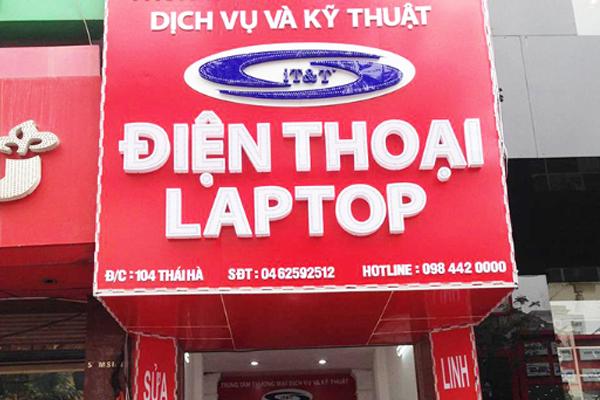 địa chỉ cung cấp Laptop Surface cũ uy tín