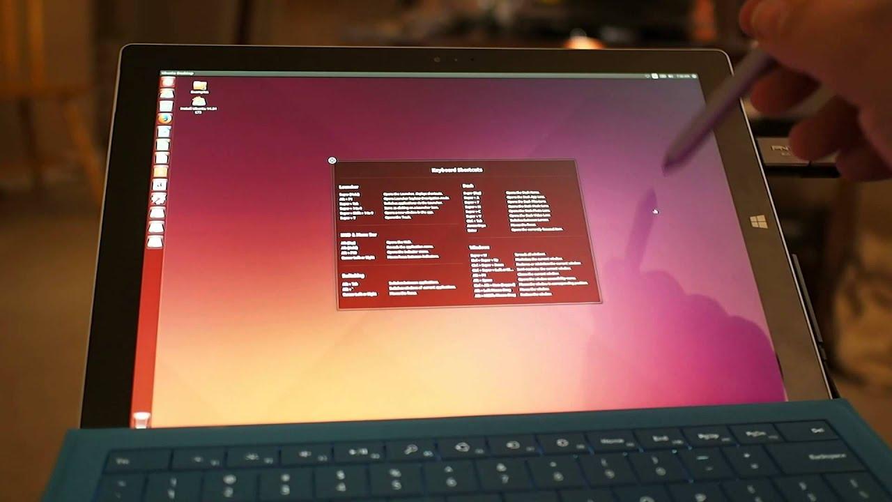 Surface pro 5 lên logo xong tắt